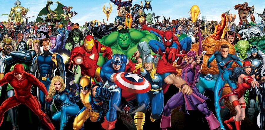 все фильмы Marvel в хронологическом порядке